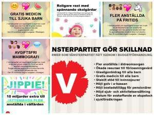 Collage_Vänsterpartiet